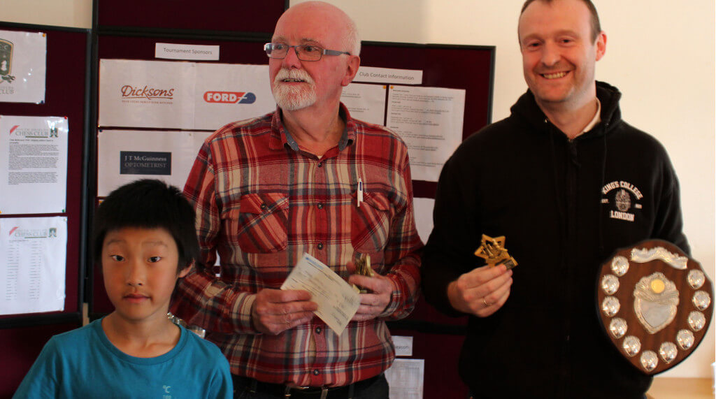 South Shields Rapidplay Chess Champions